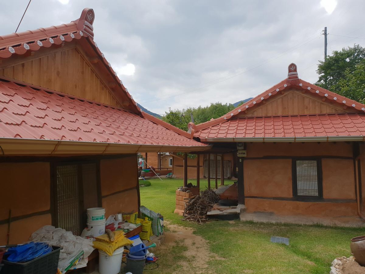 1 번째 사진 단독주택 에  연면적102.25 ㎡ 경상북도 청도군 청도읍 주택 석면조사