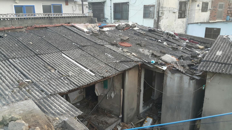 4 번째 사진  에  연면적241.25 ㎡ 부산진구 범천동 슬레이트철거
