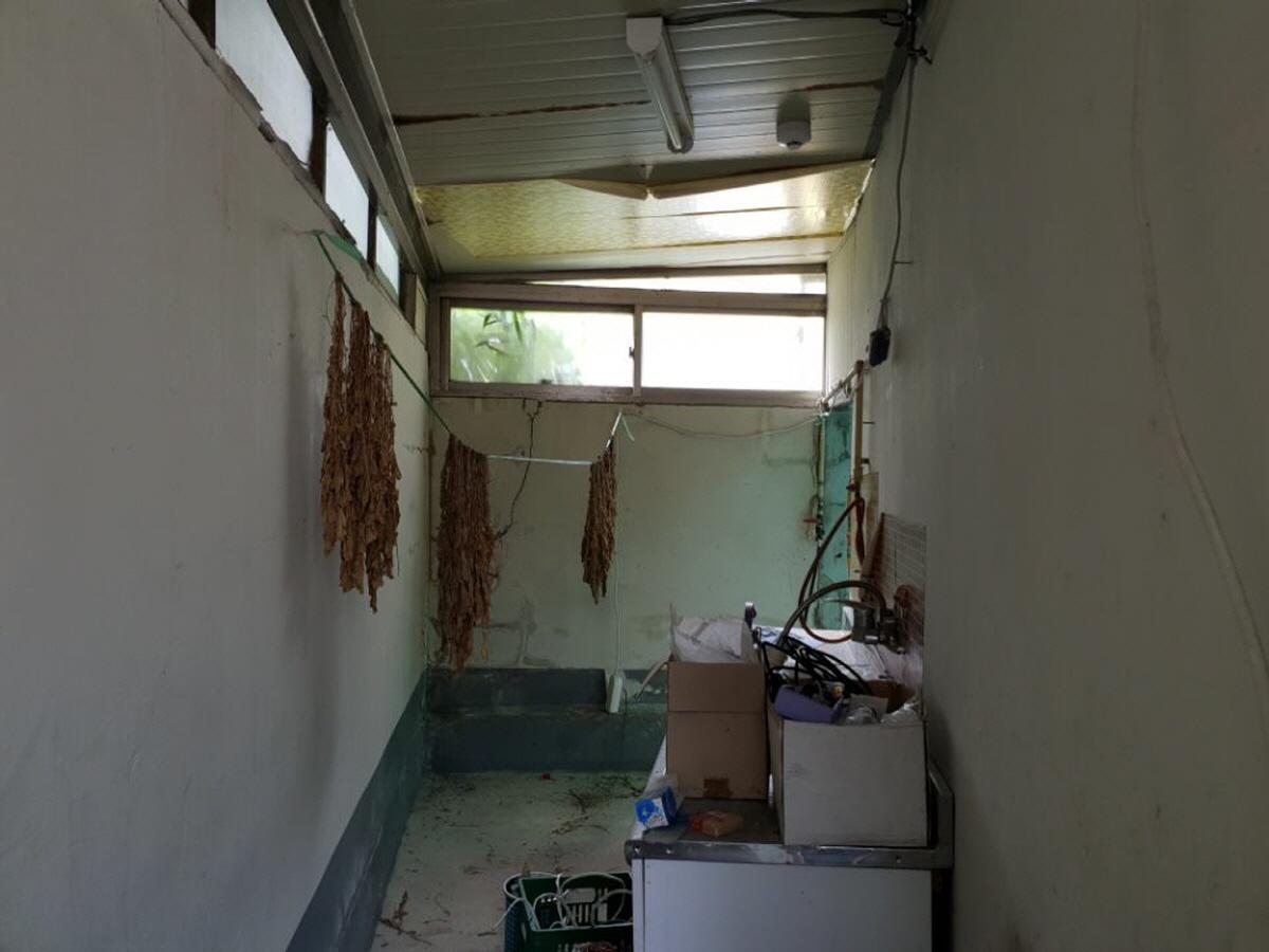 5 번째 사진 제1종 근린생활시설 에  연면적83.88 ㎡ 대구 수성구 황금동 음식점 석면조사