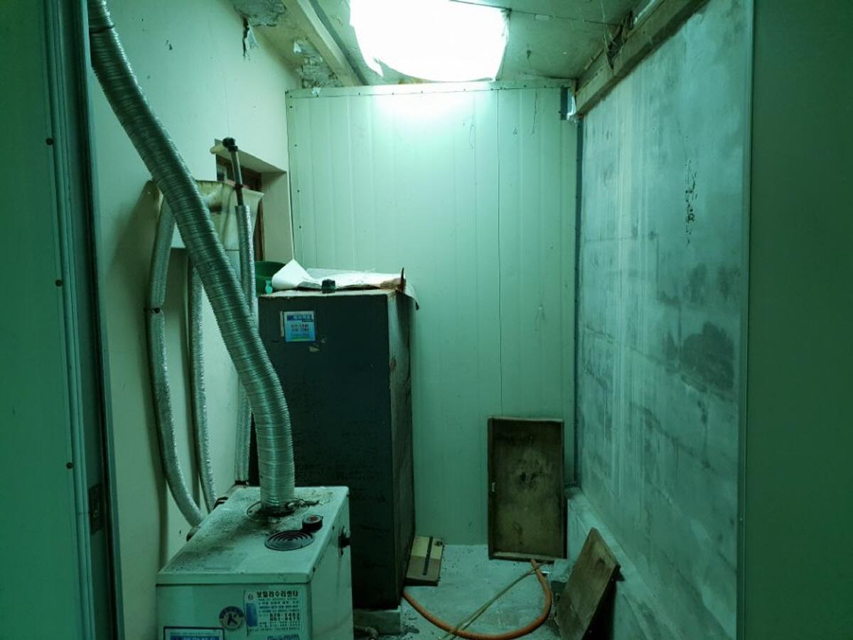 10 번째 사진 제1종 근린생활시설 에  연면적83.88 ㎡ 대구 수성구 황금동 음식점 석면조사