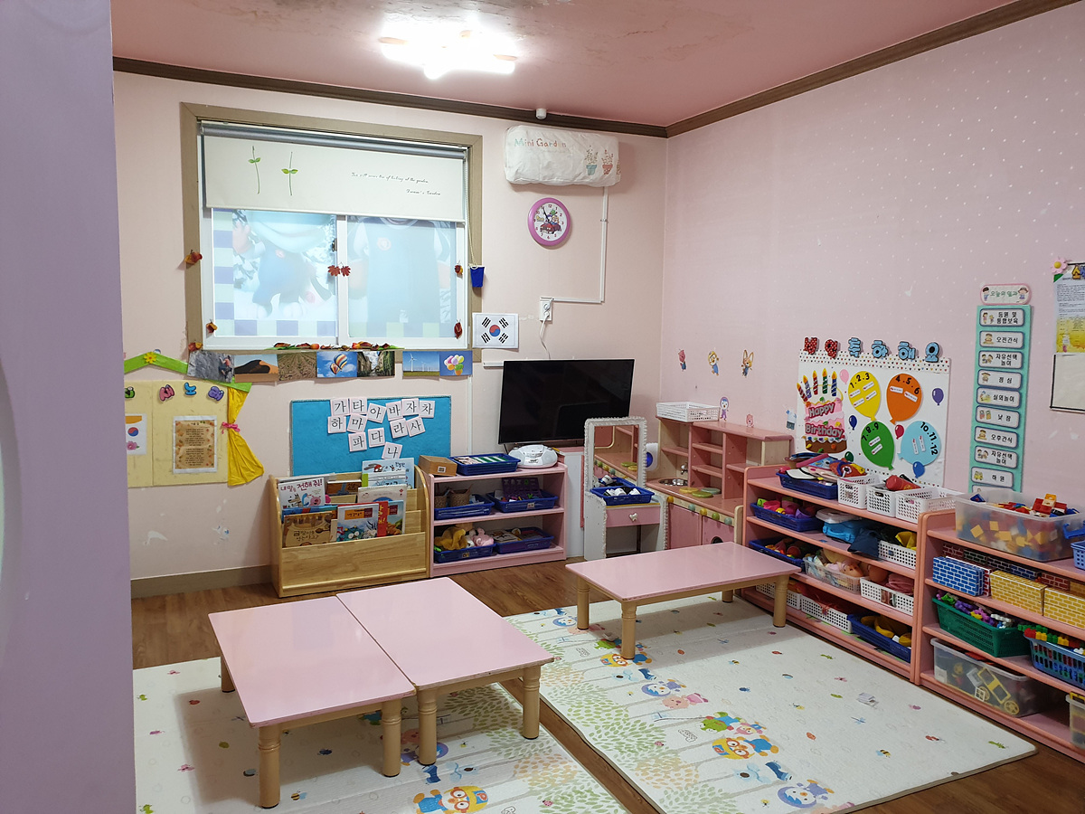 6 번째 사진 노유자 시설 에  연면적210.56 ㎡ 어린이집 꼬마대통령 석면조사