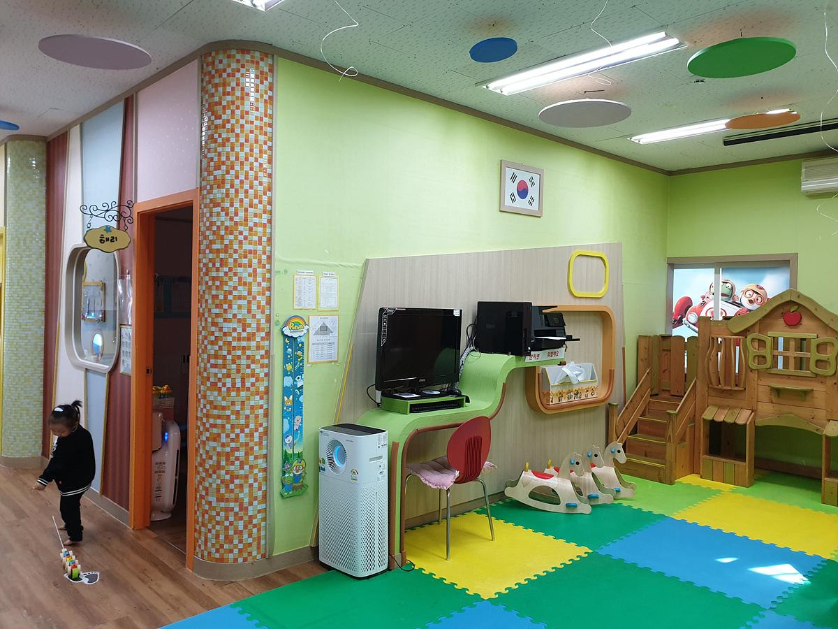 2 번째 사진 노유자 시설 에  연면적210.56 ㎡ 어린이집 꼬마대통령 석면조사