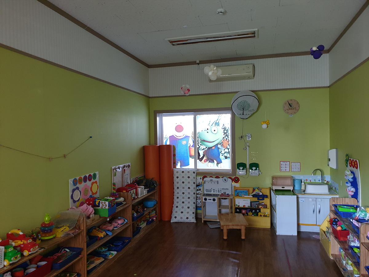 5 번째 사진 노유자 시설 에  연면적210.56 ㎡ 어린이집 꼬마대통령 석면조사