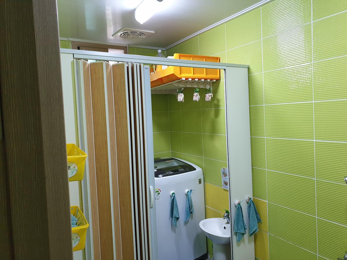 5 번째 사진 노유자 시설 에  연면적251.18 ㎡ 키즈빌 어린이집 석면조사