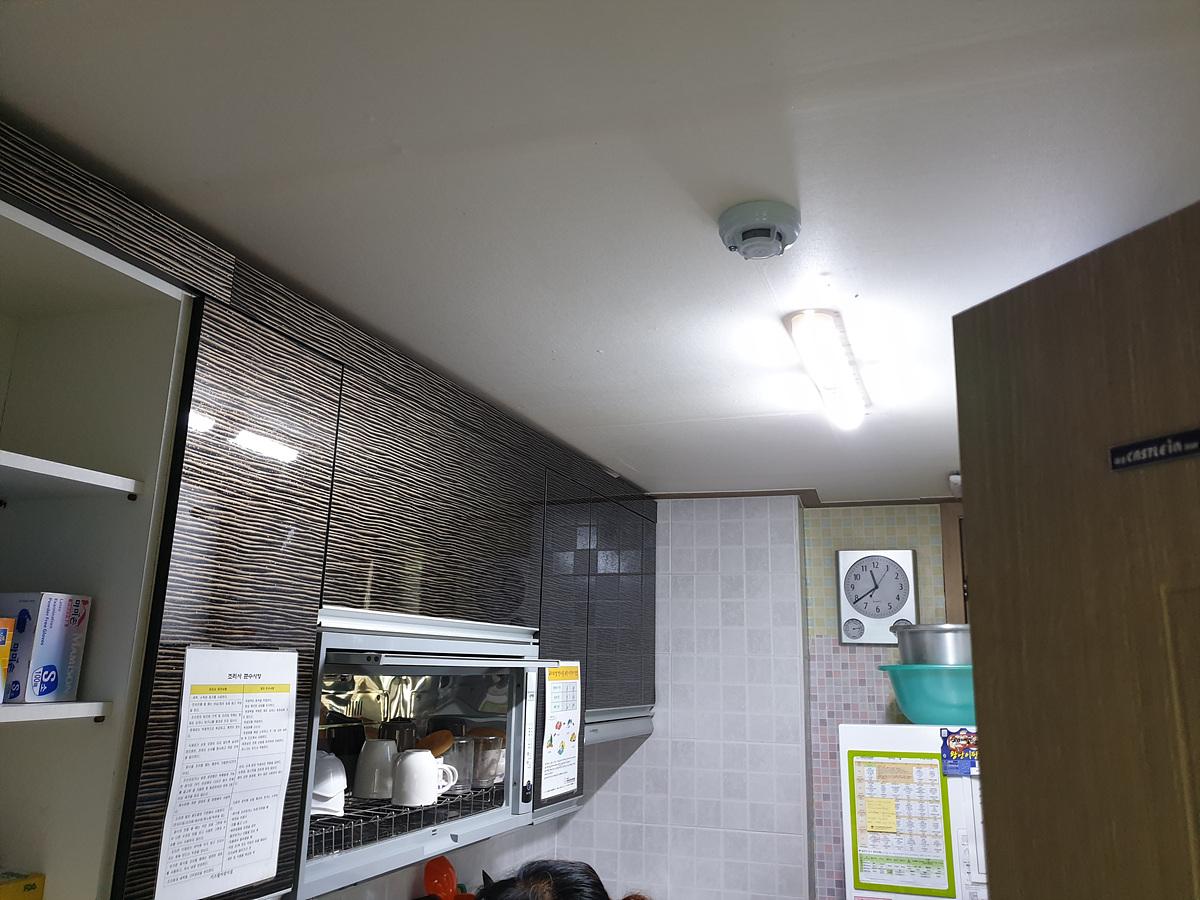 9 번째 사진 노유자 시설 에  연면적251.18 ㎡ 키즈빌 어린이집 석면조사