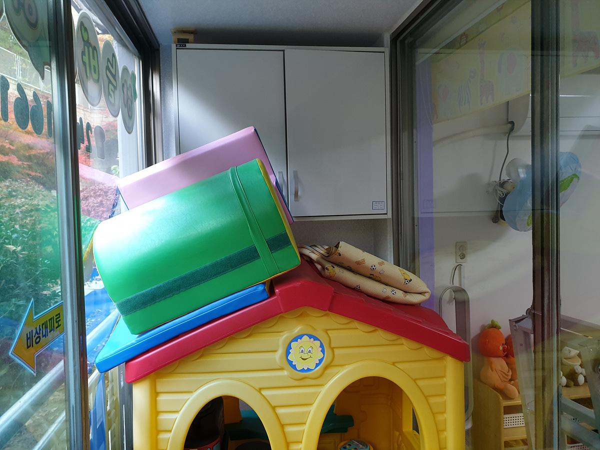 10 번째 사진 교육연구시설 에  연면적67.32 ㎡ 울산 남구 무거동 어린이집 석면조사