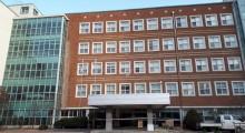 부산시 북구 화명동 화명고등학교 교실 일부 석면텍스 철거