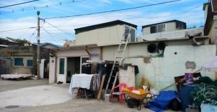 부산시 기장군 일광면 주택지붕 일부 슬레이트 석면철거