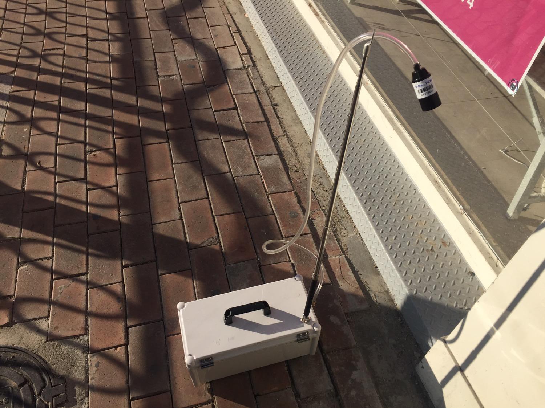 10 번째 사진 근린생활시설,교육연구시설 에  연면적1333.21 ㎡ 부산광역시 동구 동래로 3층 리모델링 공사에 따른 비산농도측정