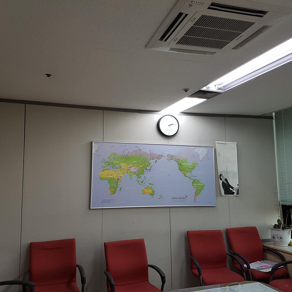 4 번째 사진 근린생활시설 에  연면적861.15 ㎡ 부산광역시 중구 중앙동4가 밤라이트 철거 및 리모델링에 관한 석면조사