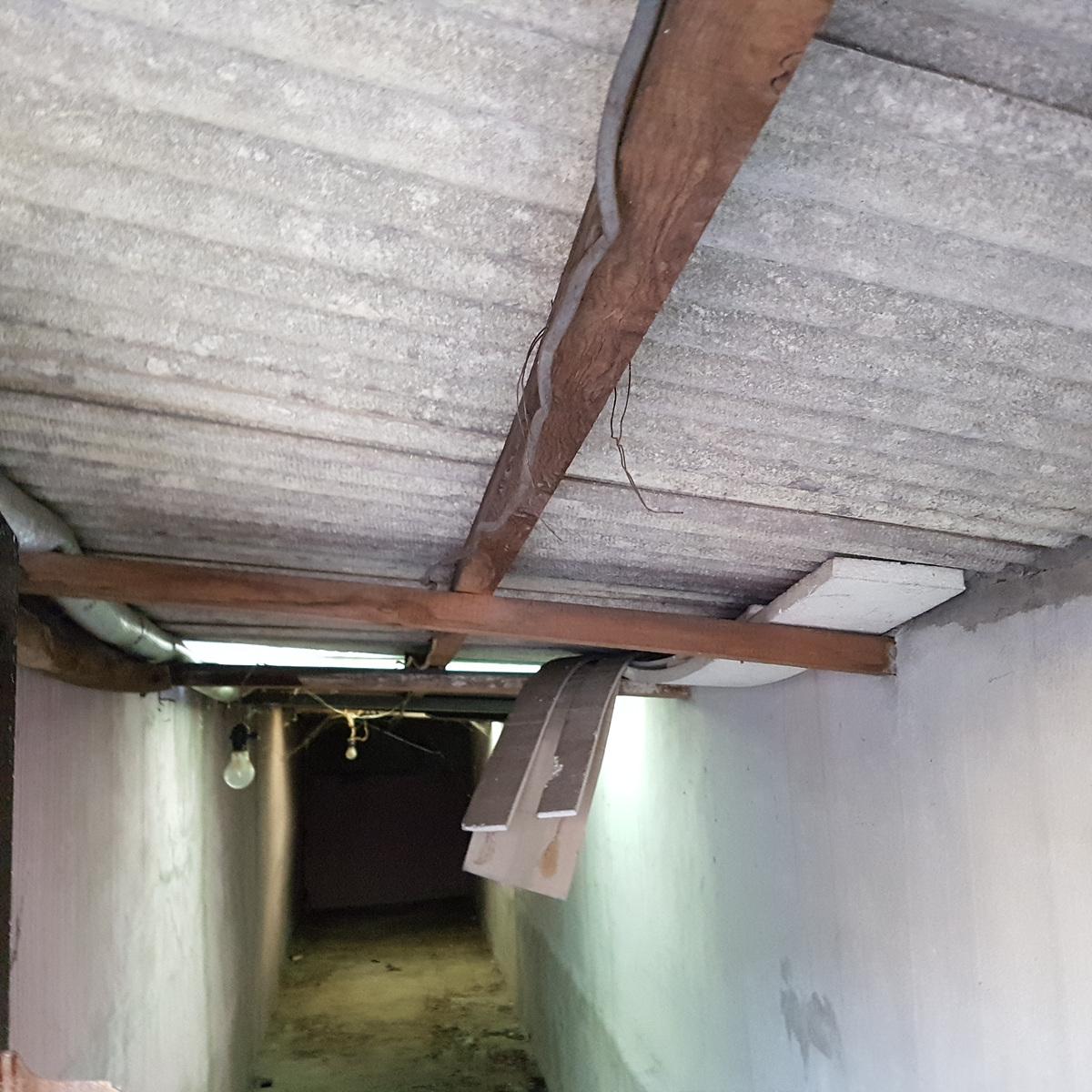 7 번째 사진 판매시설 에  연면적117 ㎡ 부산광역시 해운대구 우동 천장 텍스 및 지붕 슬레이트 철거에 관한 석면조사