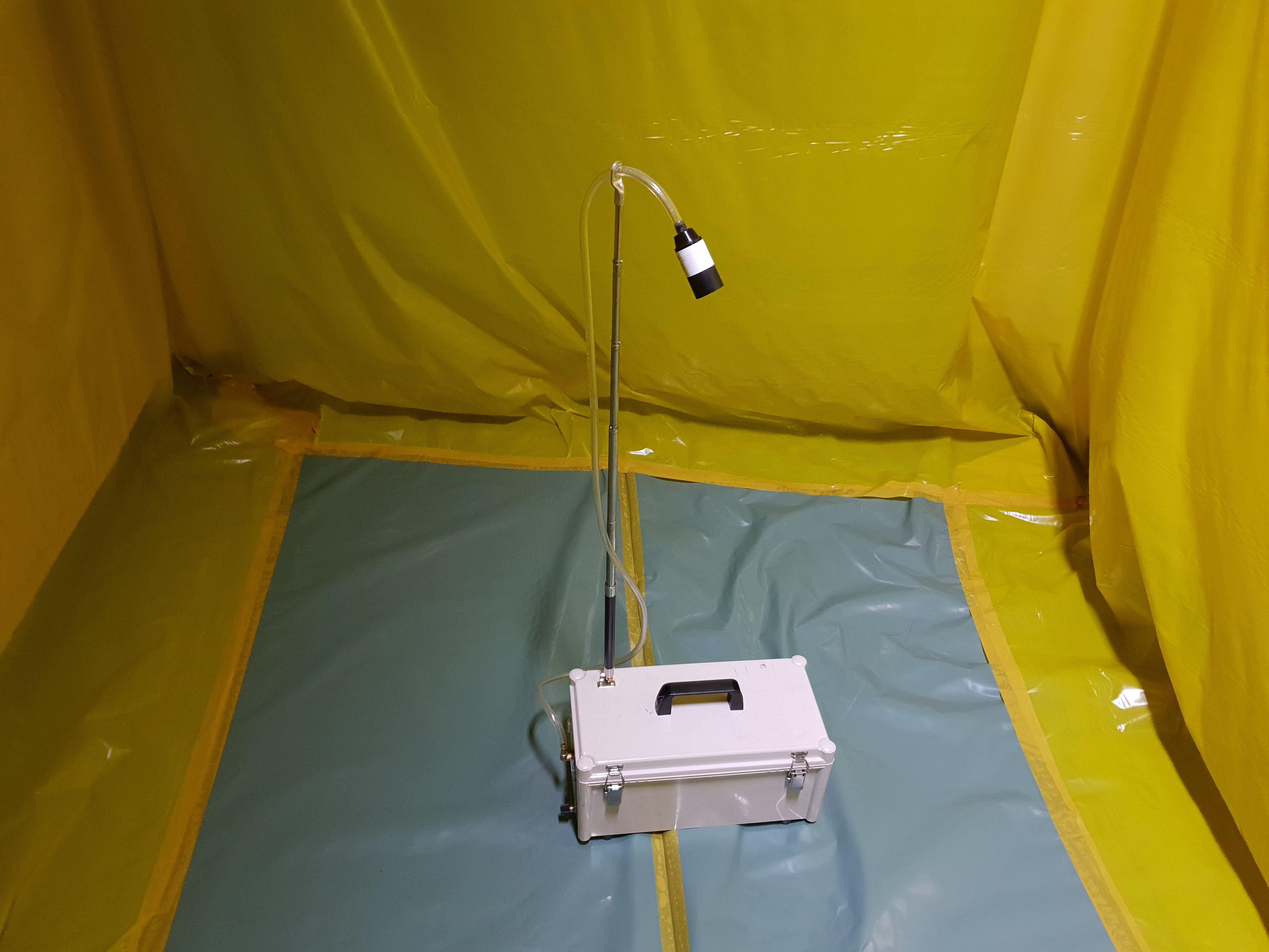 9 번째 사진 부산동부경찰서 에  연면적 ㎡ 동구 중앙대로 387 농도측정, 비산농도측정