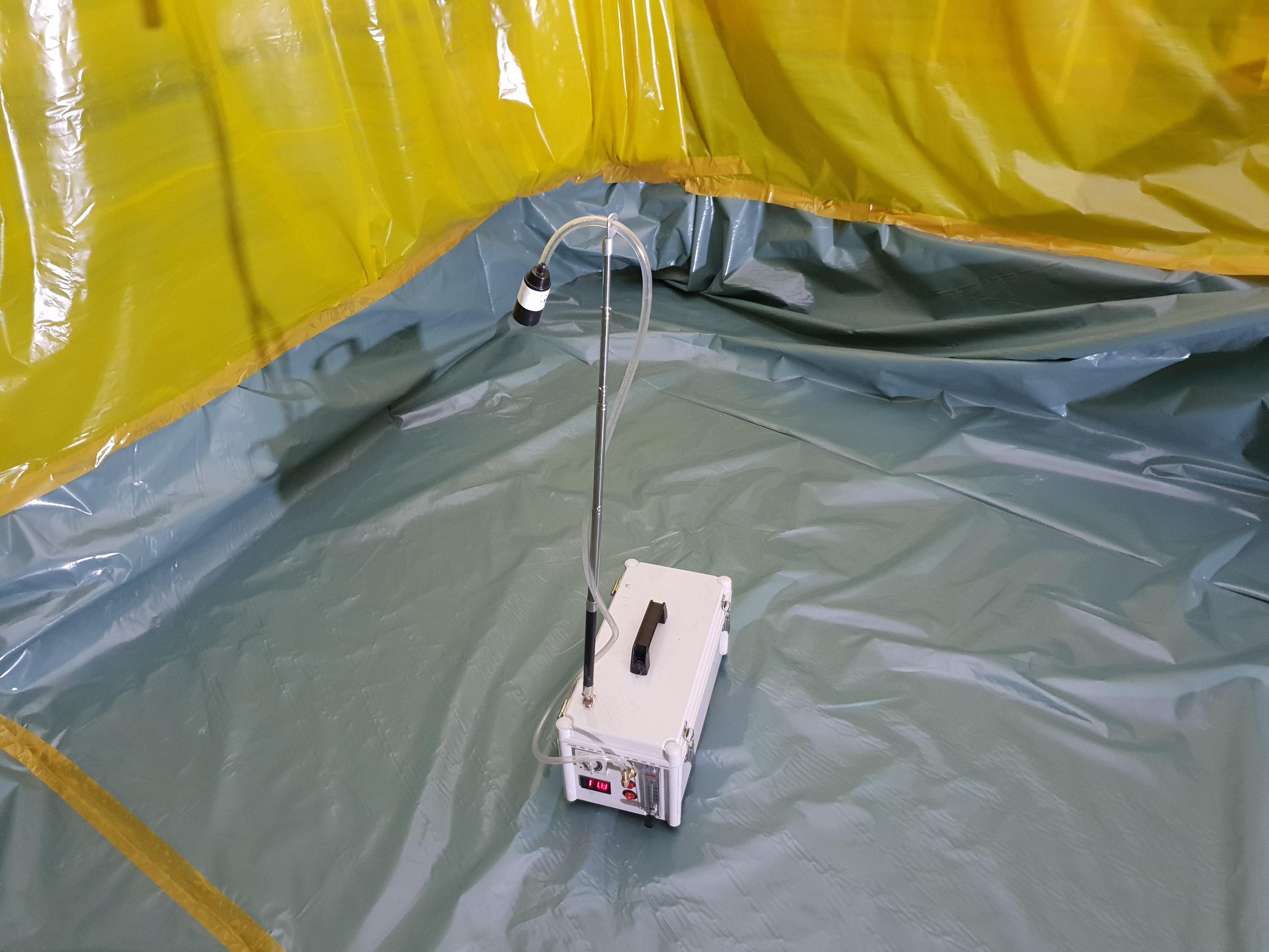 11 번째 사진 부산동부경찰서 에  연면적 ㎡ 동구 중앙대로 387 농도측정, 비산농도측정