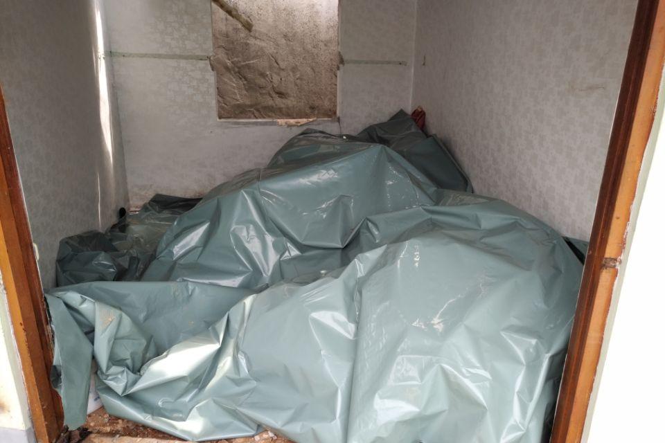 4 번째 사진  에  연면적127.34 ㎡ 경남 남해군 상주면 지붕슬레이트 석면철거 공사
