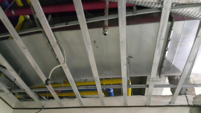 19 번째 사진  에  연면적911.08 ㎡ 장유누가병원 장례식장 내부공사를 위한 석면해체 제거