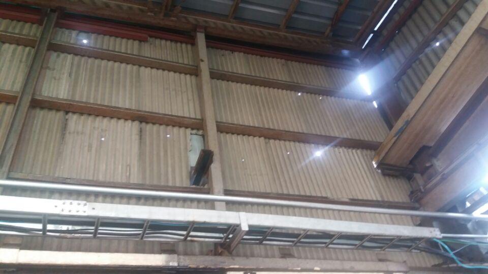 3 번째 사진  에  연면적135.42 ㎡ 부산시 기장군 정관읍 공장 슬레이트해체