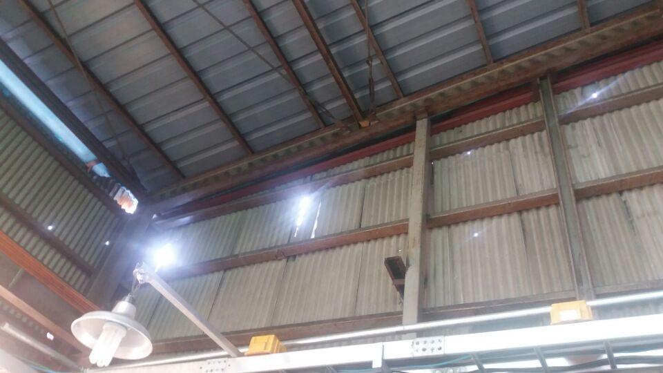 4 번째 사진  에  연면적135.42 ㎡ 부산시 기장군 정관읍 공장 슬레이트해체
