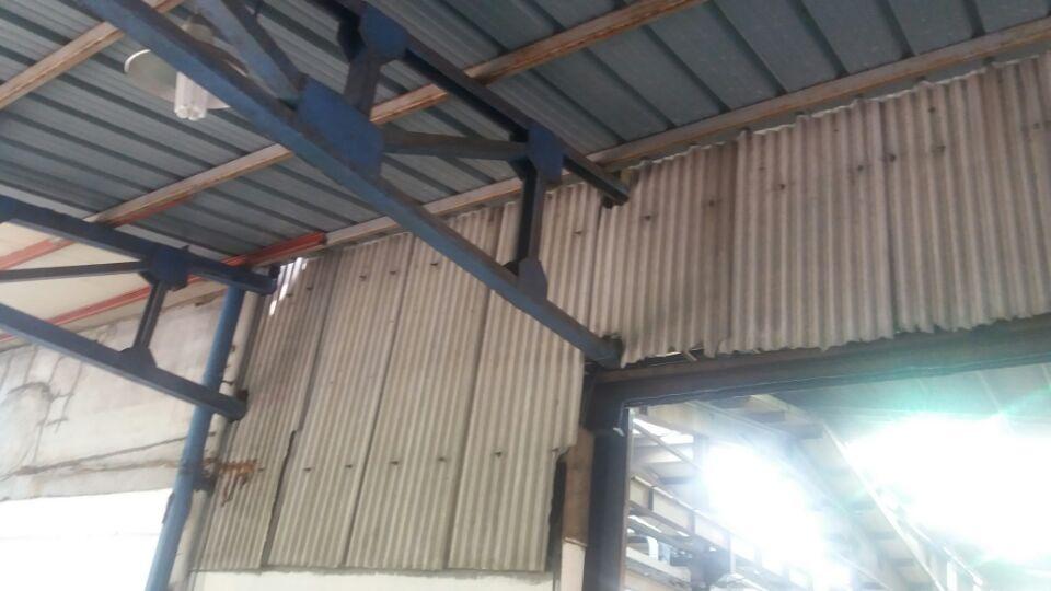 5 번째 사진  에  연면적135.42 ㎡ 부산시 기장군 정관읍 공장 슬레이트해체