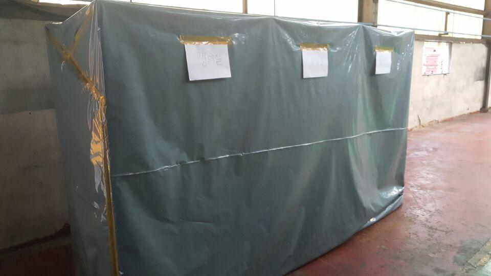 12 번째 사진  에  연면적135.42 ㎡ 부산시 기장군 정관읍 공장 슬레이트해체