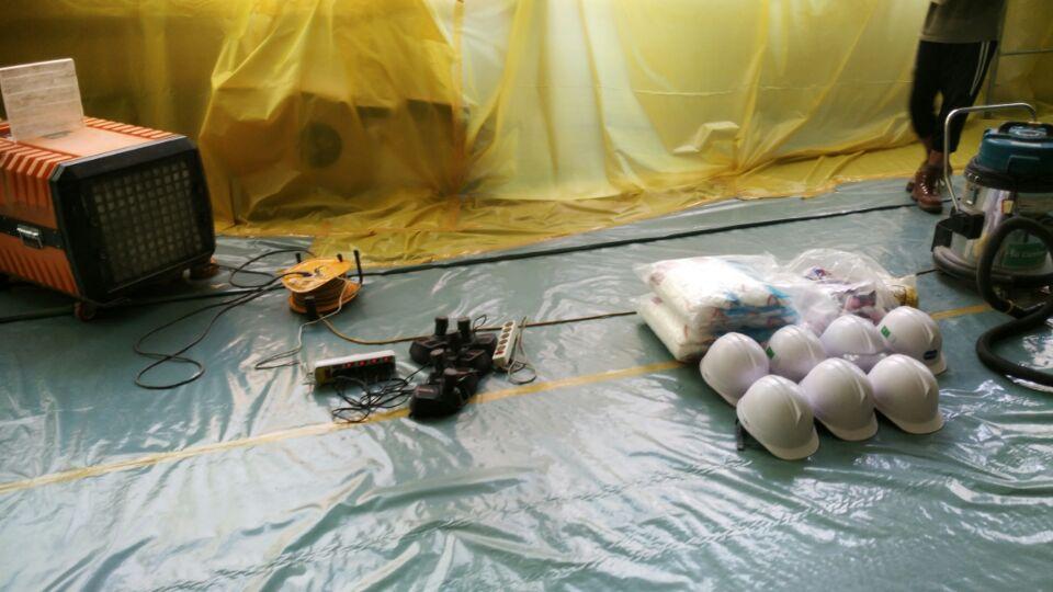 15 번째 사진  에  연면적529.2 ㎡ 부산 사상구 주례동 석면텍스해체