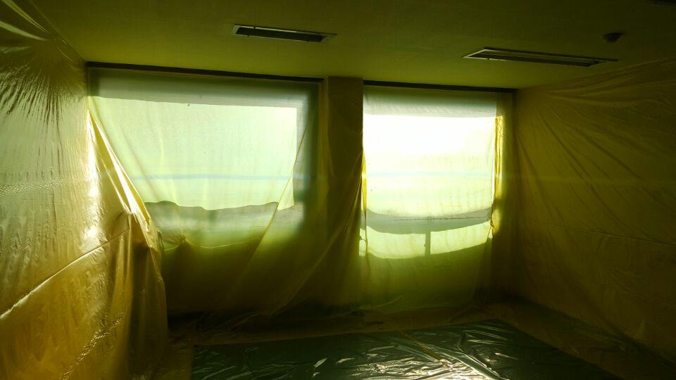 5 번째 사진  에  연면적203.4 ㎡ 사하구 하신번영로 석면해체제거