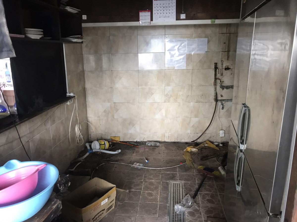 9 번째 사진 숙박시설 에  연면적741.82 ㎡ 부산 수영구 민락동 숙박시설 철거 전 석면조사