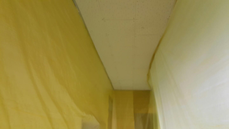 6 번째 사진  에  연면적 ㎡ 영도구 동삼초등학교 배관공사를 위해 석면철거