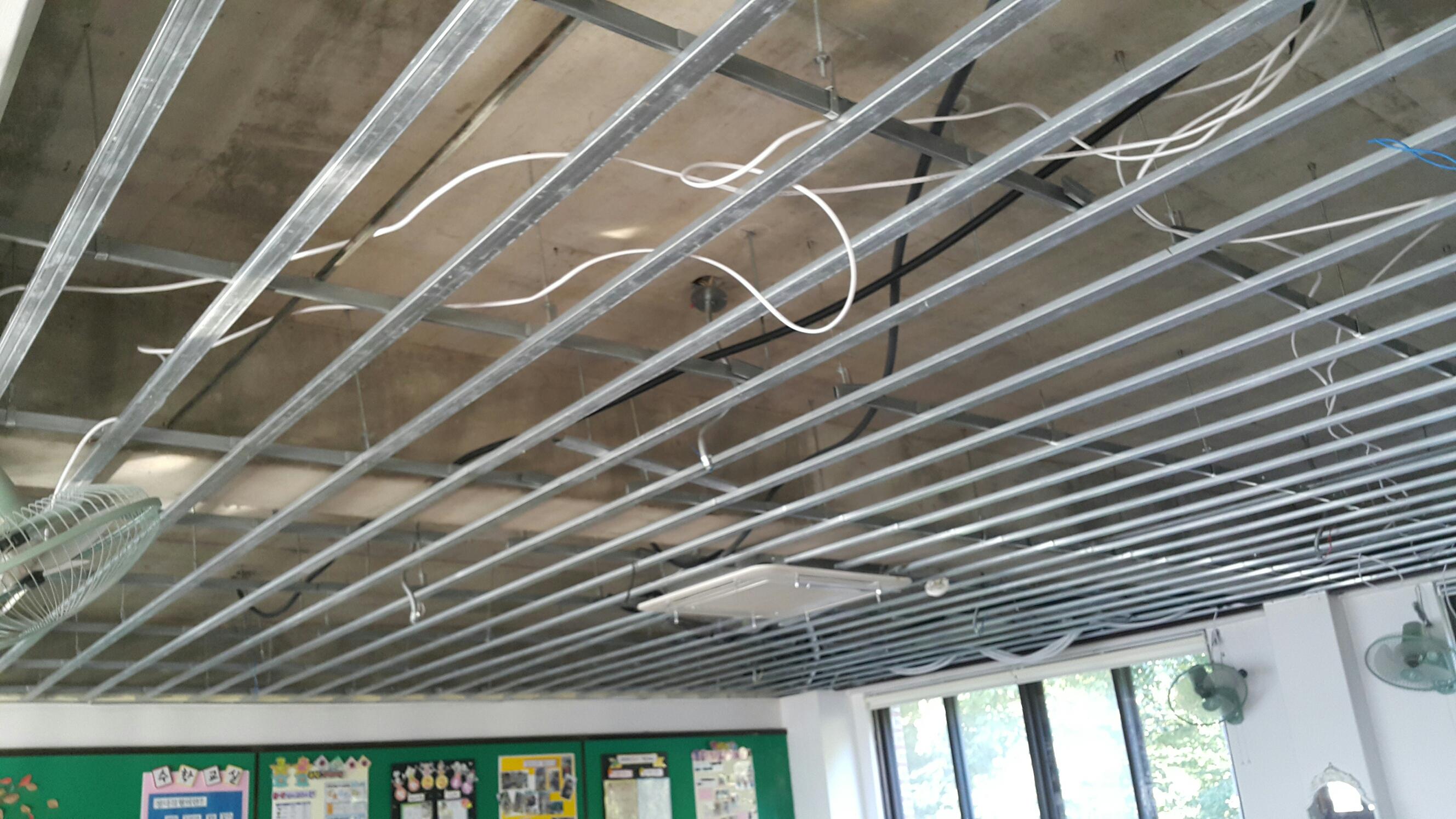 22 번째 사진  에  연면적7323.68 ㎡ 부산광역시 해운대구 반송동 송운초등학교 석면텍스해체 보고서