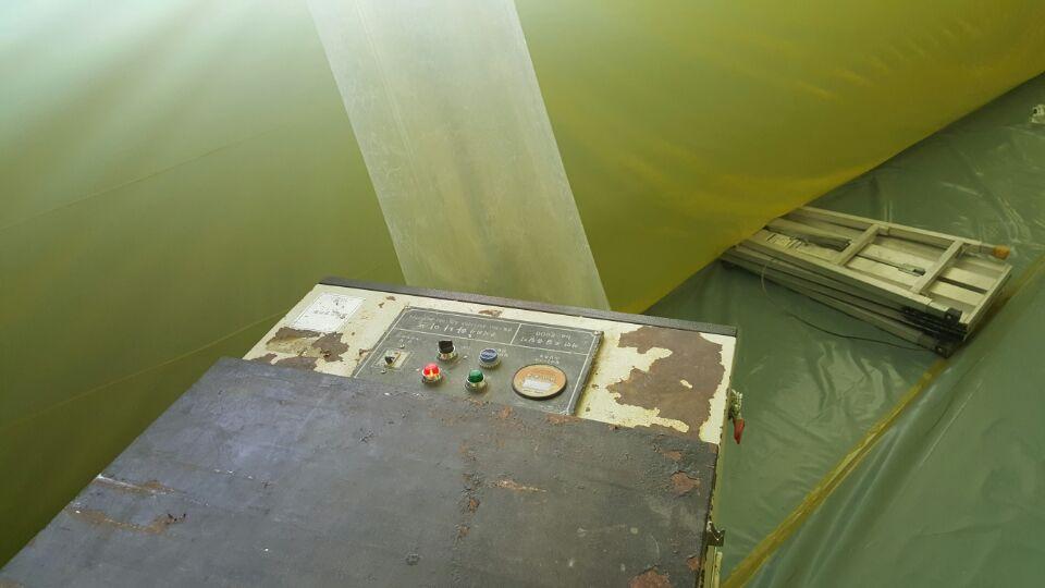 14 번째 사진  에  연면적621.02 ㎡ 부산시 사하구 괴정동 동주중학교 5층 일부 석면해체제거 석면철거현장