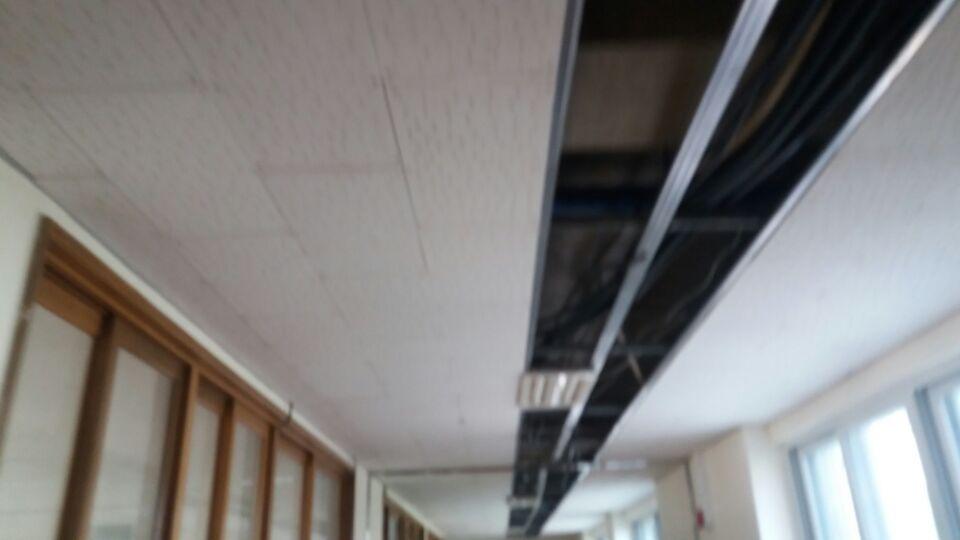 20 번째 사진  에  연면적135.58 ㎡ 부산시 금정구 서명초등학교 1층 일부 석면텍스철거