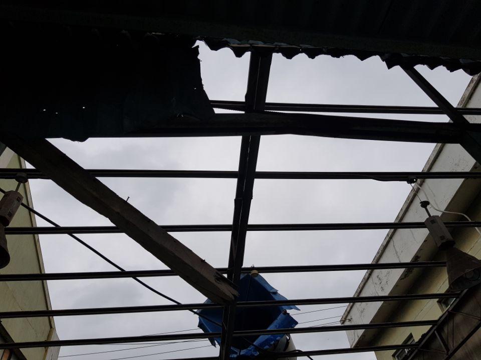 20 번째 사진  에  연면적185.82 ㎡ 부산시 사하구 다대동 공장지붕 석면철거