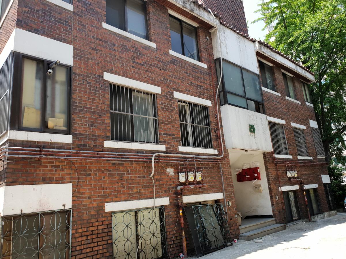 1 번째 사진 공동주택 에  연면적705.38 ㎡ 서울특별시 서초구 방배동 다세대주택, 공동주택 석면조사