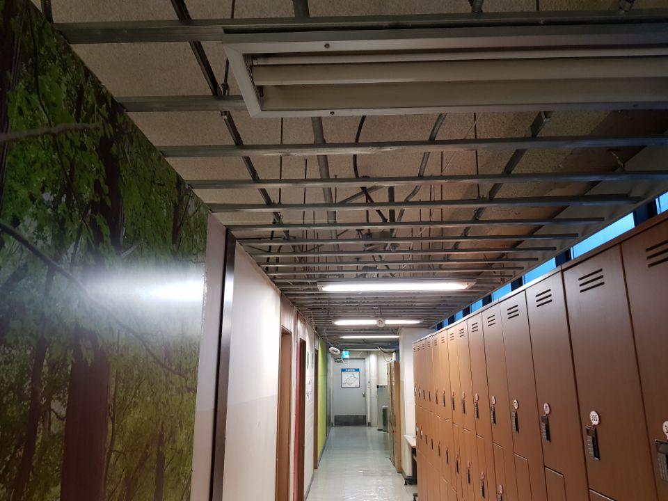 14 번째 사진  에  연면적368.03 ㎡ 울산 북구 홈플러스 석면텍스해체 공사