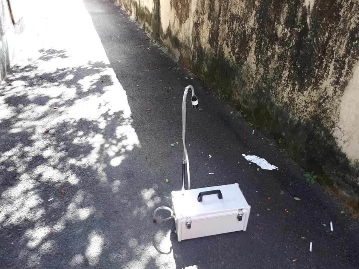 5 번째 사진 단독주택 에  연면적 ㎡ 부산광역시 부산진구 부암동 서면더스카이주상복합 석면비산농도측정