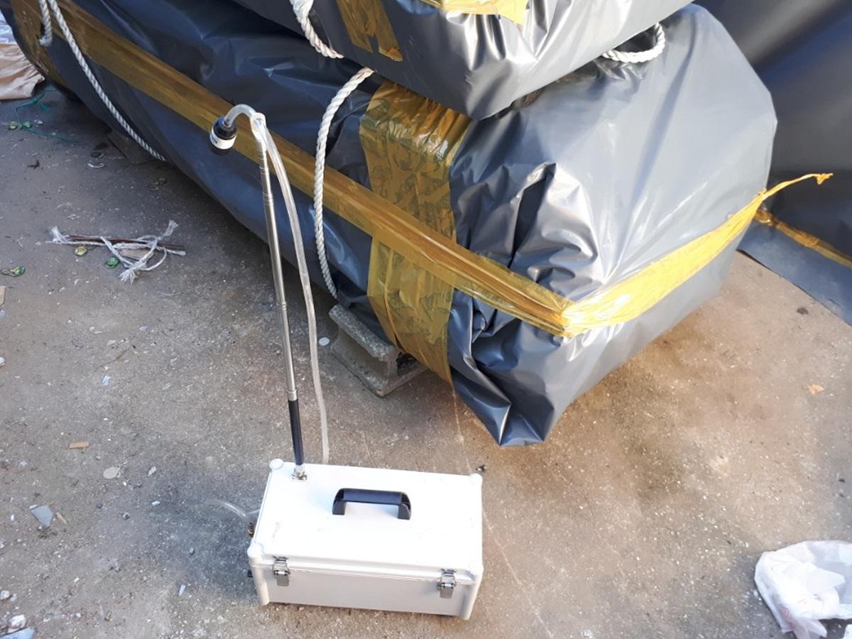 9 번째 사진  에  연면적 ㎡ 부산광역시 부산진구 부암동 서면더스카이주상복합 석면비산농도측정