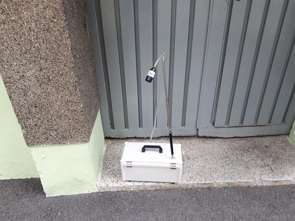 12 번째 사진 단독주택 에  연면적 ㎡ 부산광역시 부산진구 부암동 서면더스카이주상복합 석면비산농도측정