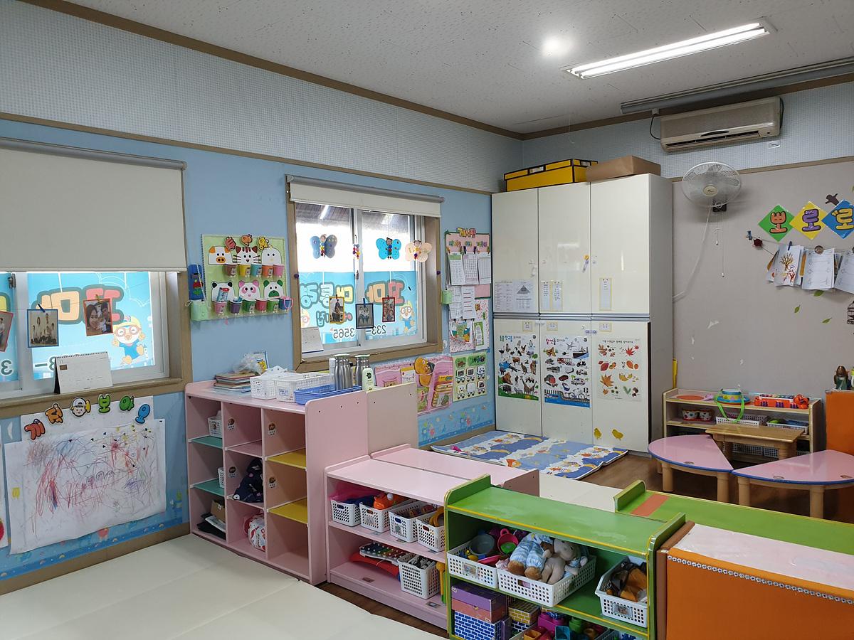 4 번째 사진 노유자 시설 에  연면적210.56 ㎡ 어린이집 석면조사 (서울 대림동)