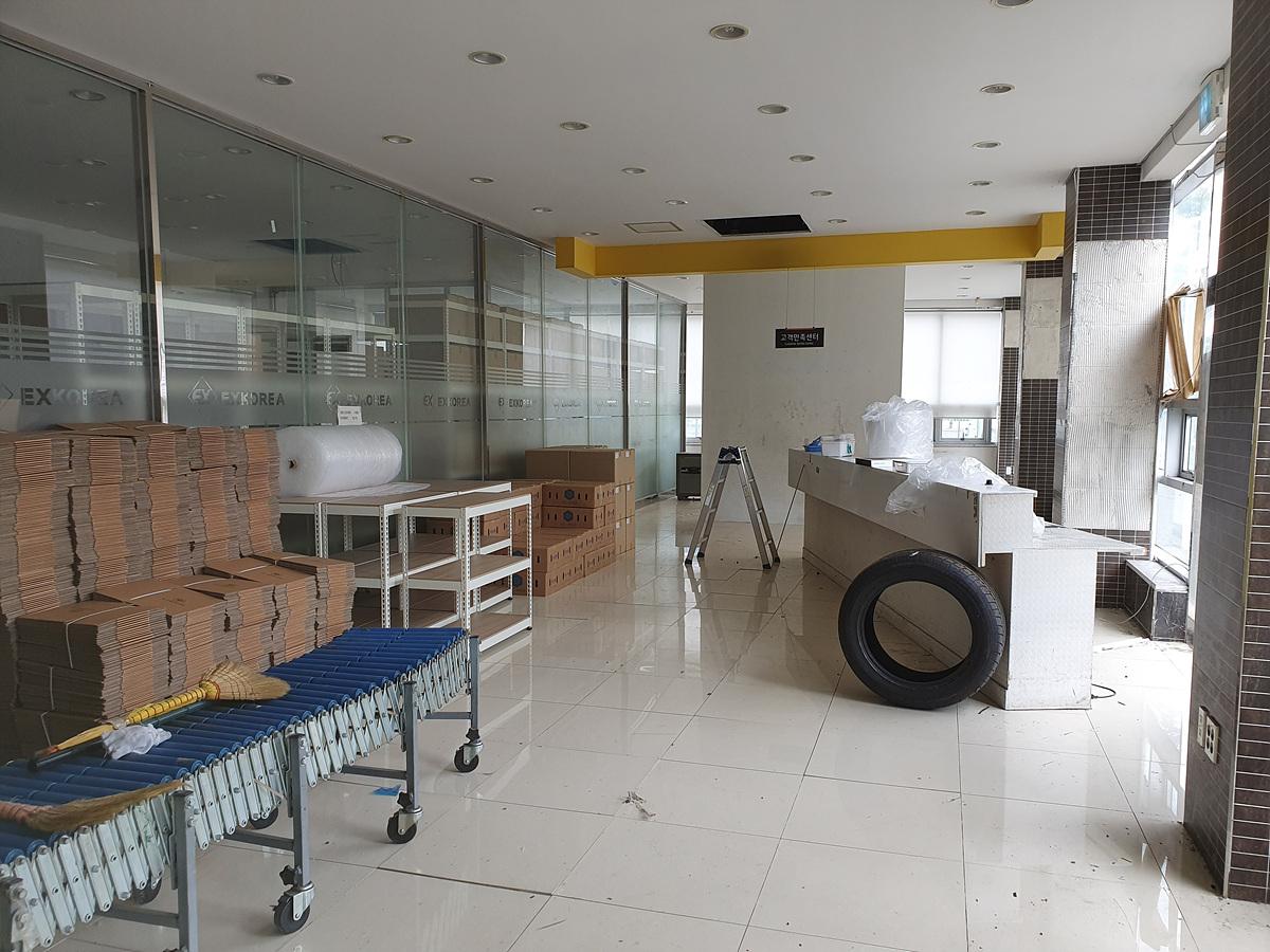 2 번째 사진 제1종 근린생활시설 에  연면적851.42 ㎡ 광주 서구 금호동 근린생활시설 석면조사