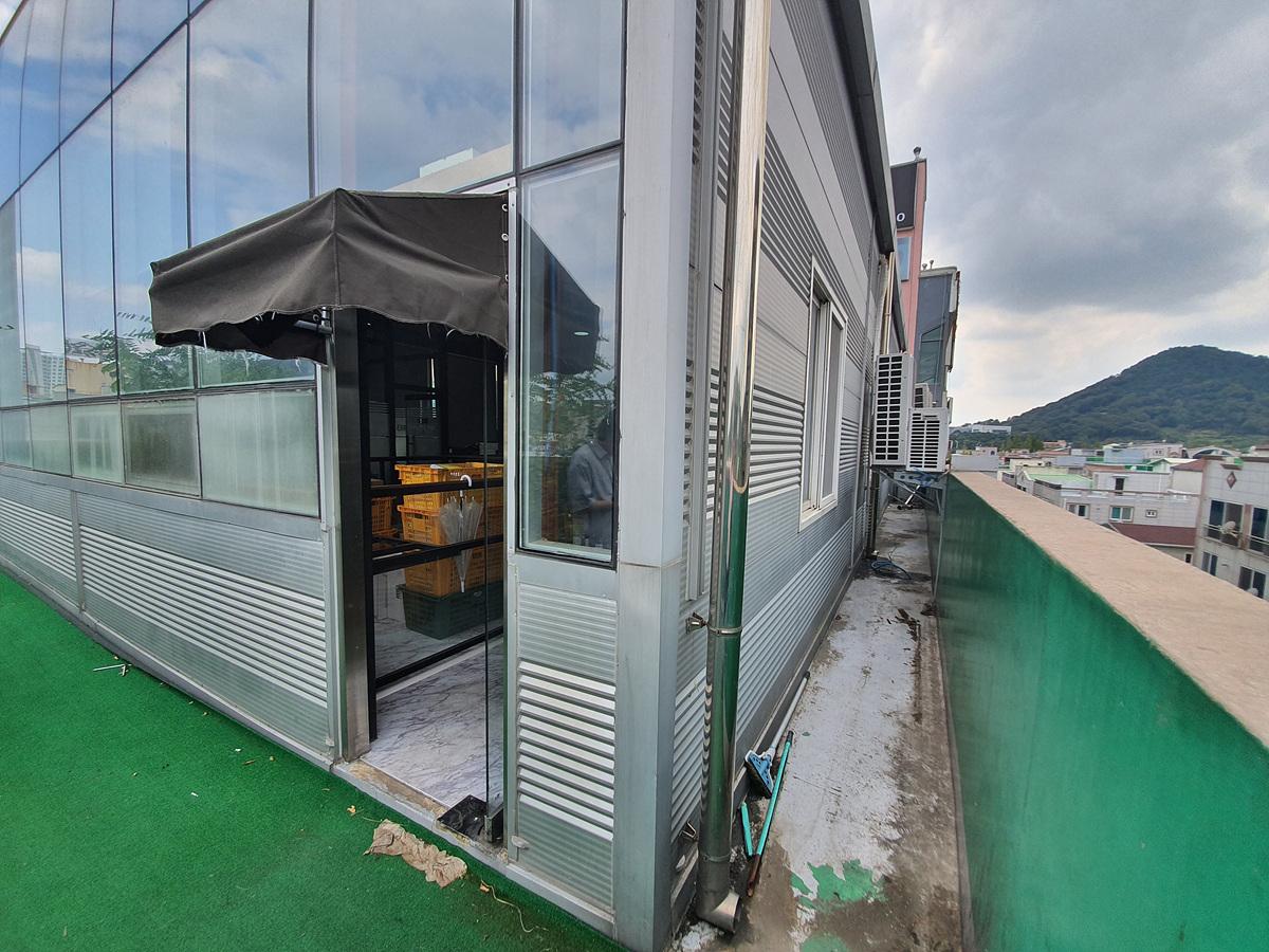 10 번째 사진 제1종 근린생활시설 에  연면적851.42 ㎡ 광주 서구 금호동 근린생활시설 석면조사