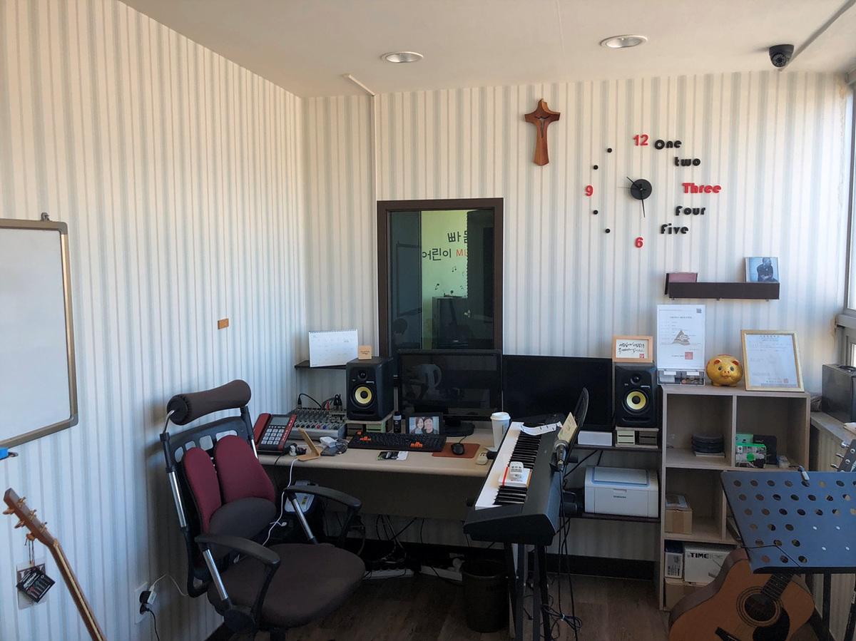 5 번째 사진 제1종 근린생활시설 에  연면적121.46 ㎡ 파둥 실용음악학원 근린생활시설 석면조사
