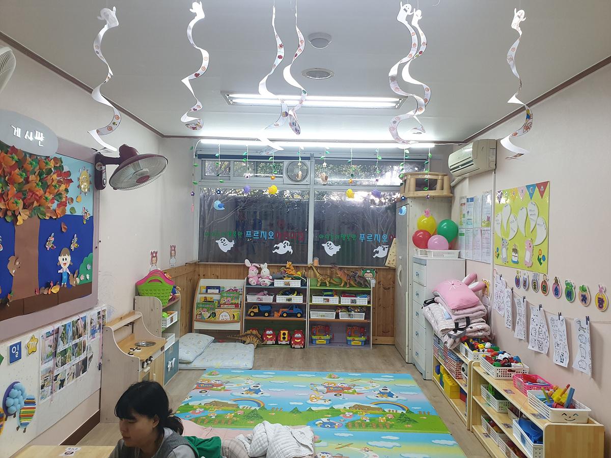 6 번째 사진 교육연구시설 에  연면적112.5 ㎡ 부산 남구 대연동 어린이집 석면조사