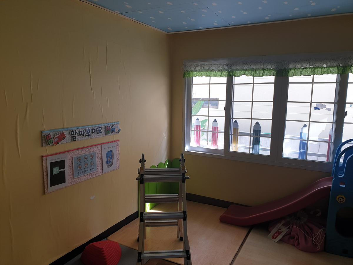 6 번째 사진 교육연구시설 에  연면적268.95 ㎡ 어린이집 석면조사 (서울 도봉구)