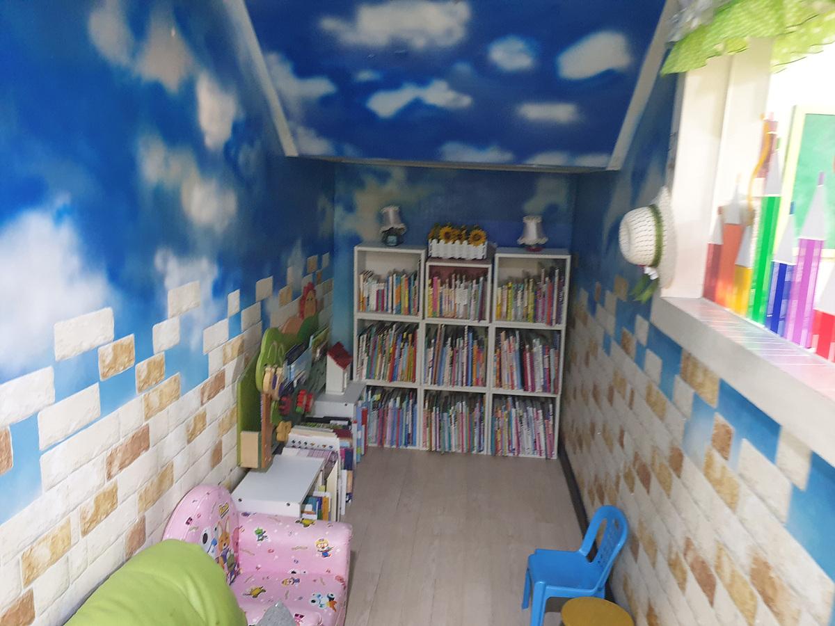 7 번째 사진 교육연구시설 에  연면적268.95 ㎡ 어린이집 석면조사 (서울 도봉구)