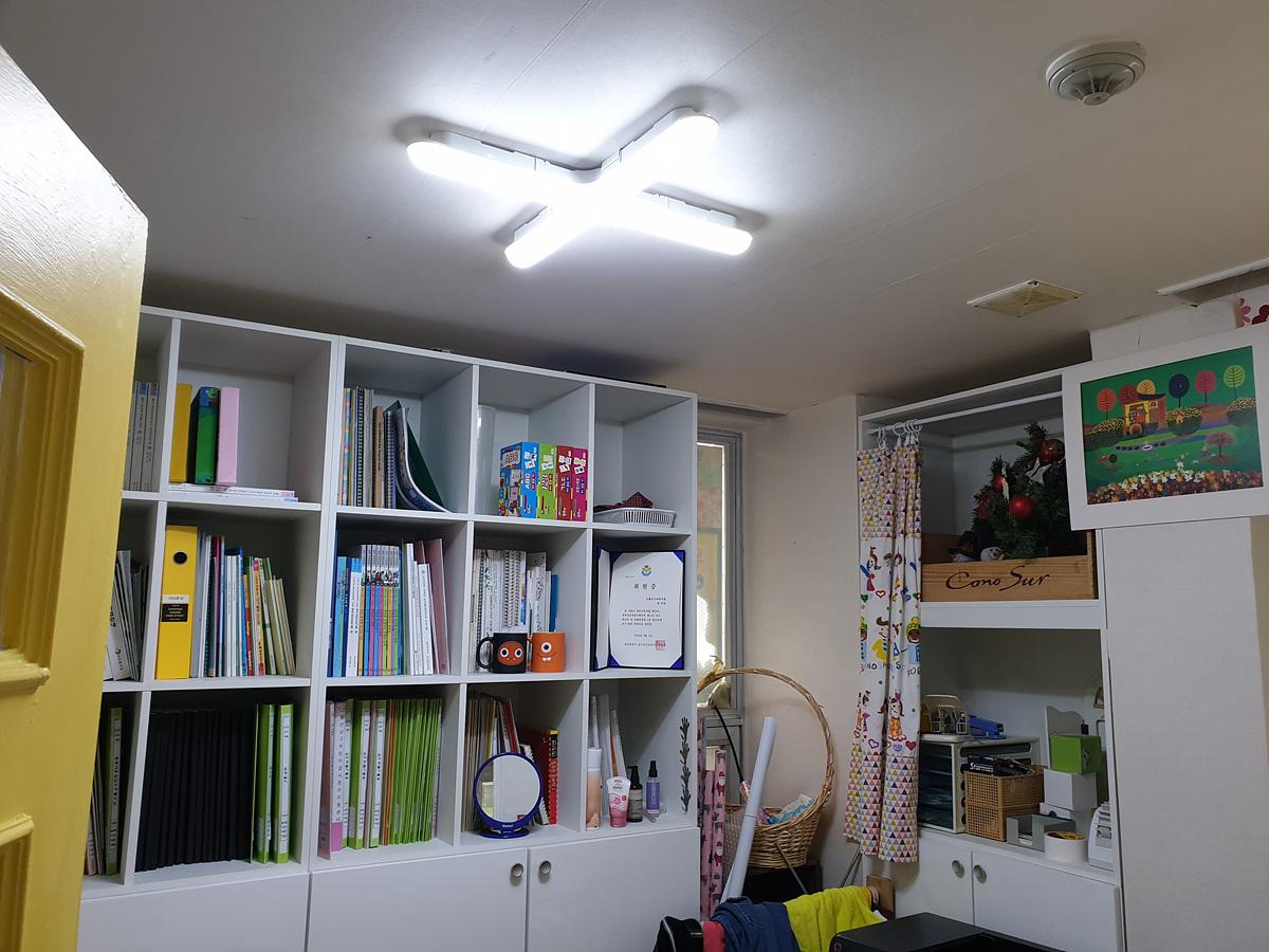 3 번째 사진 교육연구시설 에  연면적92.66 ㎡ 어린이집 석면조사 (서울 양재동)