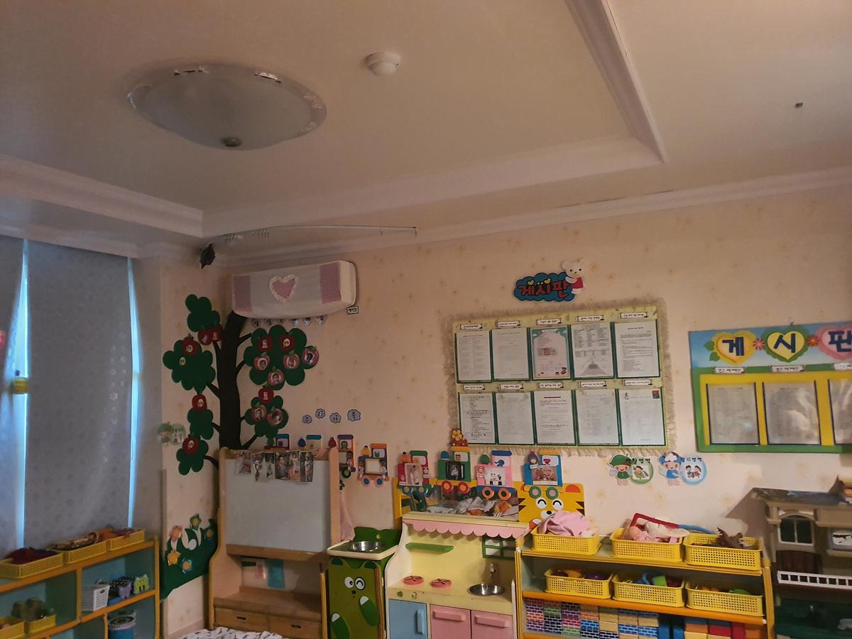 3 번째 사진 교육연구시설 에  연면적112.92 ㎡ 경북 구미시 옥계동 어린이집 석면조사