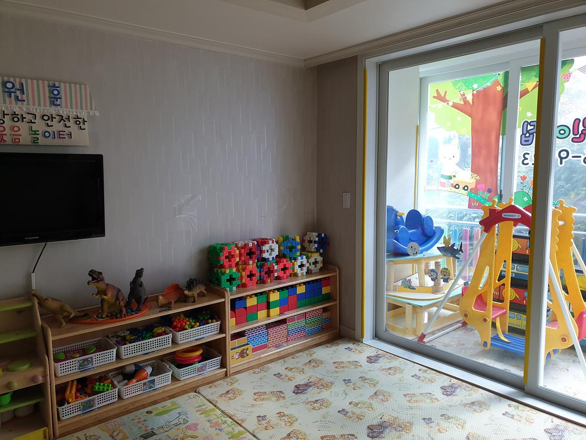 2 번째 사진 교육연구시설 에  연면적156.25 ㎡ 동그라미 어린이집 석면조사