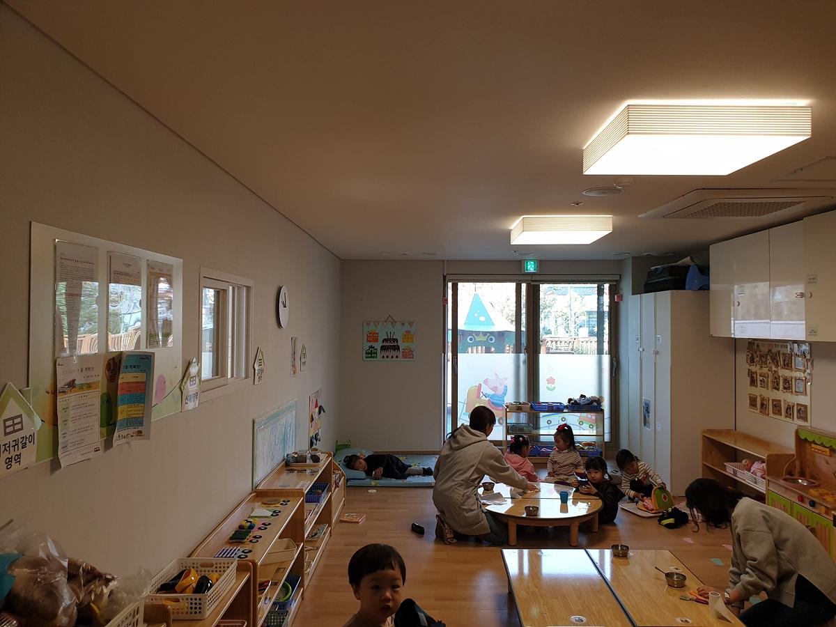 6 번째 사진 교육연구시설 에  연면적291.9 ㎡ 울산 남구 야음동 어린이집 석면조사