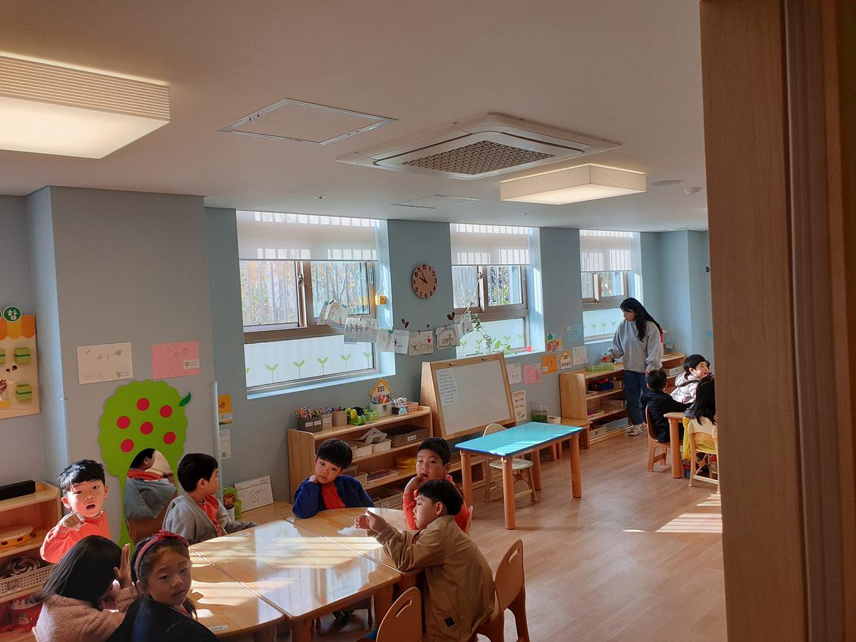 7 번째 사진 교육연구시설 에  연면적291.9 ㎡ 울산 남구 야음동 어린이집 석면조사