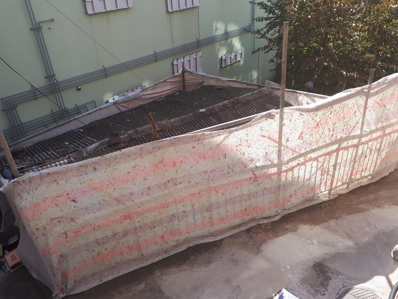 3 번째 사진  에  연면적43 ㎡ 부산 부산진구 진남로 주택 슬레이트지붕 석면철거