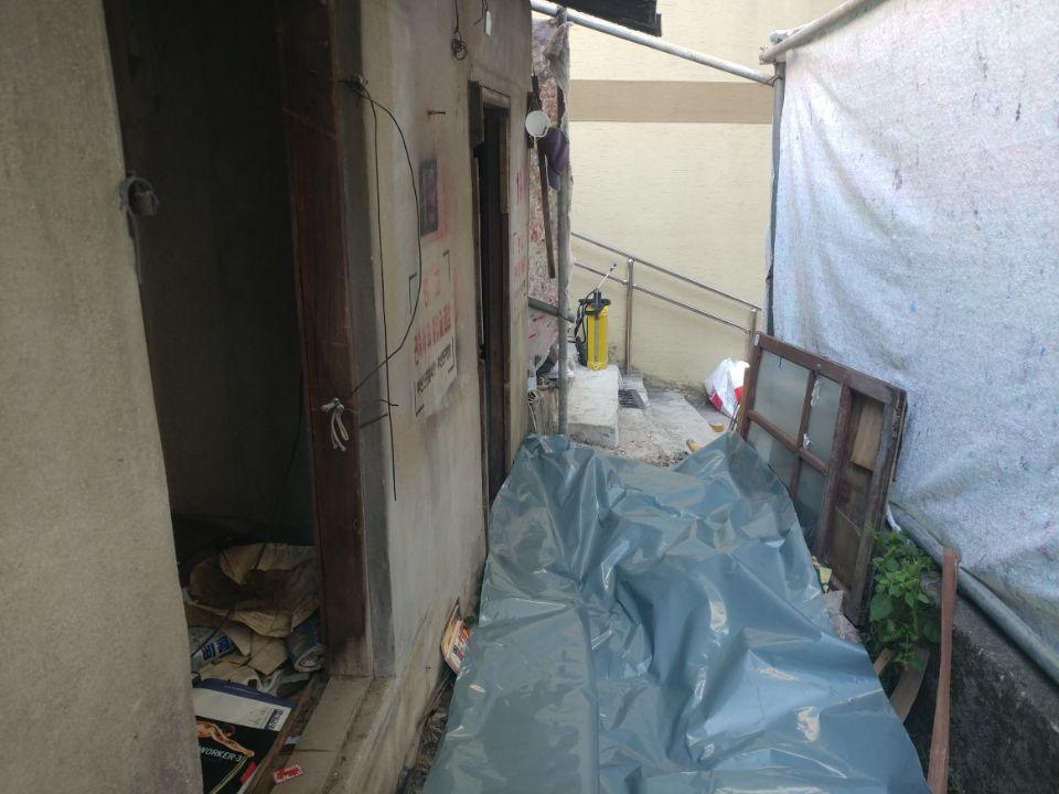 4 번째 사진  에  연면적43 ㎡ 부산 부산진구 진남로 주택 슬레이트지붕 석면철거